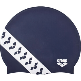 arena Team Stripe Badehætte, navy